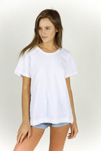 Load image into Gallery viewer, NIGHT HAWK TEE - WHITE