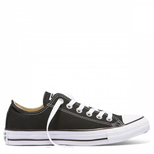 Chuck Taylor All Star Canvas Low - Black