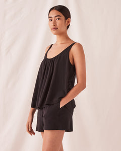 TILLY TOP - BLACK