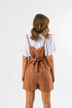 Load image into Gallery viewer, BANVILLE SHORT OVERALLS - BRONZE