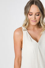 Load image into Gallery viewer, VALENCIA JUMPSUIT - WHITE