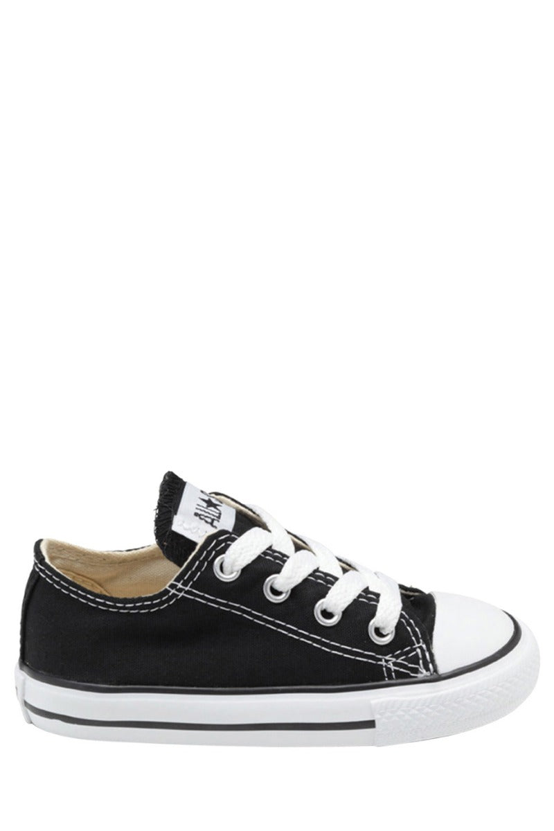 CHUCK TAYLOR INFANT CORE CANVAS LOW - BLACK