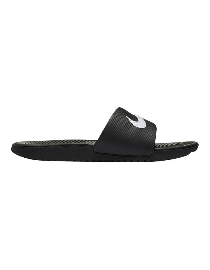 NIKE KAWA SLIDE - BLACK
