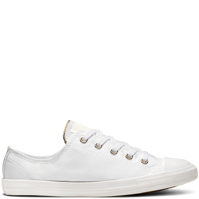 CHUCK TAYLOR DAINTY LOW - WHITE