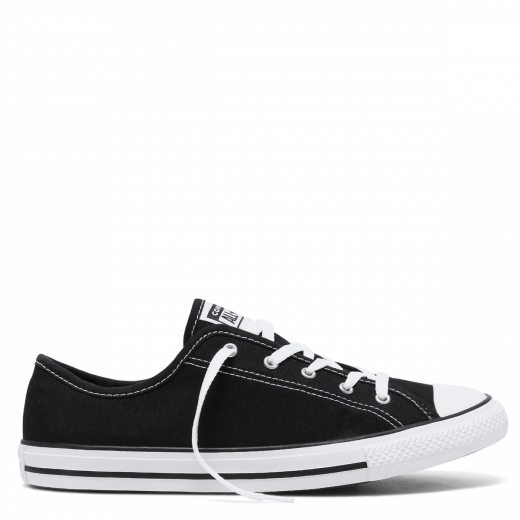 CHUCK TAYLOR ALL STAR DAINTY - BLACK CANVAS