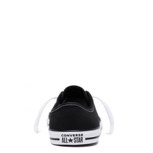 Load image into Gallery viewer, CHUCK TAYLOR ALL STAR DAINTY - BLACK CANVAS