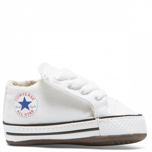 CHUCK TAYLOR CRIBSTER MID - WHITE