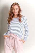 Load image into Gallery viewer, LAYLA LONGSLEEVE TEE - STRIPE