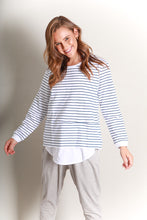Load image into Gallery viewer, MARGOT SWEATER - STRIPE