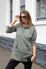 Load image into Gallery viewer, REIGN TUNIC - KHAKI
