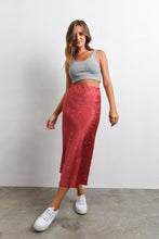 Load image into Gallery viewer, SAGE MIDI SKIRT