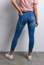 Load image into Gallery viewer, HADLEY HI-RISE JEAN - MID BLUE