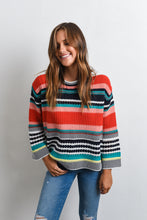 Load image into Gallery viewer, GIA KNIT - STRIPE (PRE ORDER)