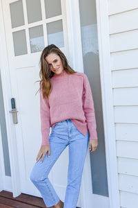 TAY KNIT - PINK (PRE ORDER)