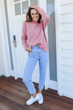 Load image into Gallery viewer, TAY KNIT - PINK (PRE ORDER)