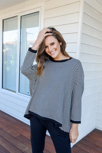 STELLA KNIT - STRIPE
