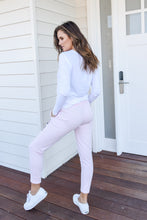 Load image into Gallery viewer, ONE & ONLY FLEECE PANT - PINK