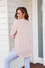 Load image into Gallery viewer, RENEE LONGLINE JUMPER- PINK