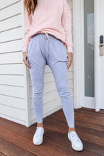 Load image into Gallery viewer, FLUID PANT-GREY MARLE