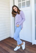 Load image into Gallery viewer, TAY KNIT - LILAC (PRE ORDER)