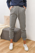 Load image into Gallery viewer, VACATION WAFFLE JOGGER - GREY MARLE