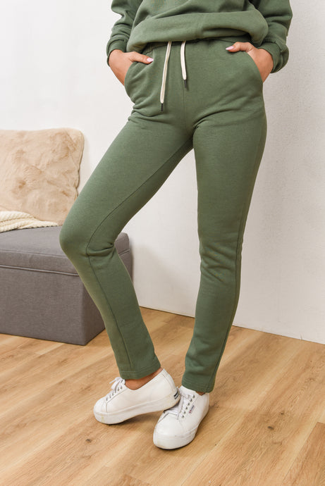 ELEMENTAL LOUNGE PANT - RIFLE GREEN