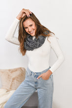 Load image into Gallery viewer, ROLLIN SNOOD - NAVY
