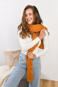 SUNRISE SCARF