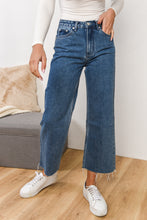 Load image into Gallery viewer, HIGH WAIST FLARE JEAN - VINTAGE BLUE