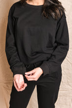 Load image into Gallery viewer, KINGSFORD SWEATER - BLACK
