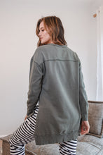 Load image into Gallery viewer, FLEUR CREW - KHAKI