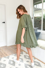 Load image into Gallery viewer, ELKY DRESS - KHAKI