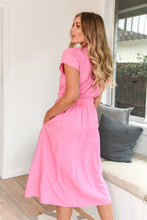 Load image into Gallery viewer, ALESKA DRESS - PINK