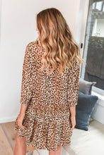 Load image into Gallery viewer, TIOGA DRESS - LEOPARD