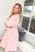 Load image into Gallery viewer, GALORE DRESS - BLUSH