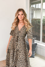 Load image into Gallery viewer, HAMPSHIRE DRESS - LEOPARD