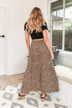 Load image into Gallery viewer, TIGA SKIRT - LEOPARD