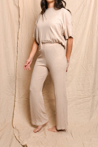 CHICAGO PANT - BEIGE