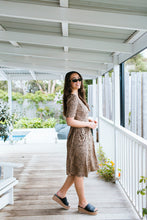 Load image into Gallery viewer, LOREN DRESS - ANIMAL PRINT