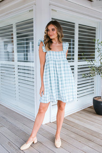 LORENA DRESS - SAGE