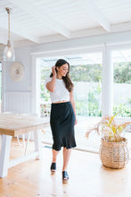 Load image into Gallery viewer, SALLY SKIRT - BLACK