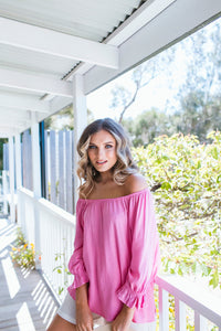 MIDLE TOP - PINK
