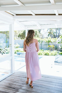 LILA DRESS - BLUSH