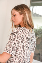 Load image into Gallery viewer, TALULAH MAXI DRESS - PINK LEOPARD
