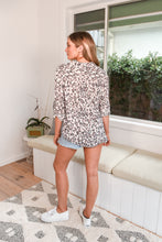 Load image into Gallery viewer, TALULAH SHIRT - PINK LEOPARD