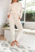 Load image into Gallery viewer, LANNA KNIT PANT - IVORY