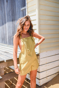 KINDLE PLAYSUIT - OLIVE