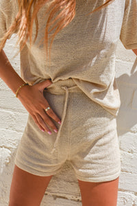 SOUL KNITTED SET - BEIGE