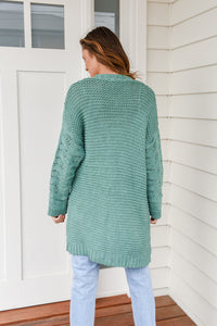HARVEE KNIT - GREEN