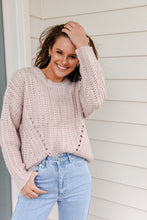 Load image into Gallery viewer, PANDORA KNIT - DUSTY PINK